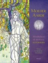 Toni  Salerno-carmine Moeder aarde Mindfulness & meditatie kleurboek