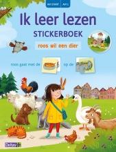 Annemarie Bon , Ik leer lezen Stickerboek