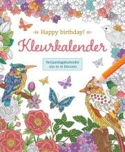 ZNU , Happy birthday! Kleurkalender