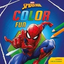 , Marvel Spider-man Color Fun