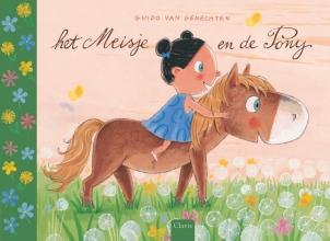 Guido Van Genechten Het meisje en de pony