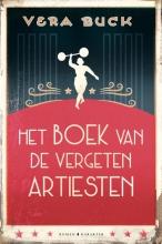 Vera  Buck Het boek van de vergeten artiesten