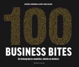 Remy Ludo Gieling Machiel Emmering, 100 business bites
