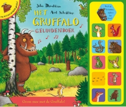 Julia  Donaldson Het Gruffalo geluidenboek