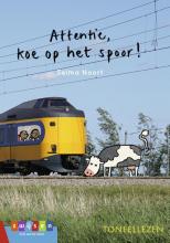 Selma Noort , Attentie, koe op het spoor!
