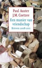 J.M.  Coetzee, Paul  Auster Een manier van vriendschap