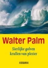Walter  Palm Sierlijke golven krullen van plezier