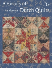 An  Moonen A History of Dutch quilts