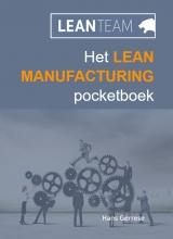 Hans Gerrese , Het Lean Manufacturing pocketboek
