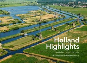 Izak van Maldegem, Jan  Schuurman Hess Holland Highlights, Nederland vanuit de Lucht