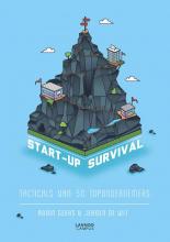 Jeroen De Wit Robin Geers, Start-up survival