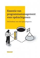 Niels Van Loon , Essentie van programmamanagement voor opdrachtgevers