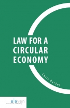 Chris Backes , Law for a circular economy