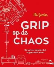 Els  Jacobs Grip op de chaos