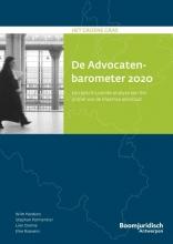 Elke Roevens Wim Hardyns  Stephan Parmentier  Lien Dorme, De Advocatenbarometer 2020