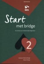 Koos Vrieze Jacques Barendregt, Start met bridge 2 werkboek