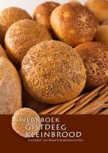Nederlands Bakkerij Centrum Gistdeeg kleinbrood