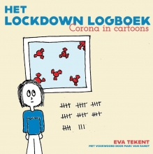 Eva de Wolf , Eva tekent ... het lockdown logboek