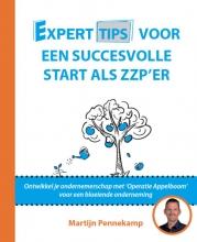 Martijn Pennekamp , Experttips voor een succesvolle start als zzp'er