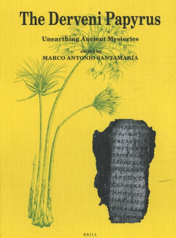 ,The Derveni Papyrus