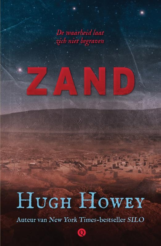 Hugh Howey,Zand