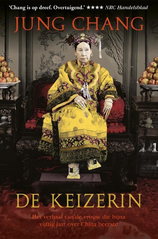 Jung Chang,De keizerin