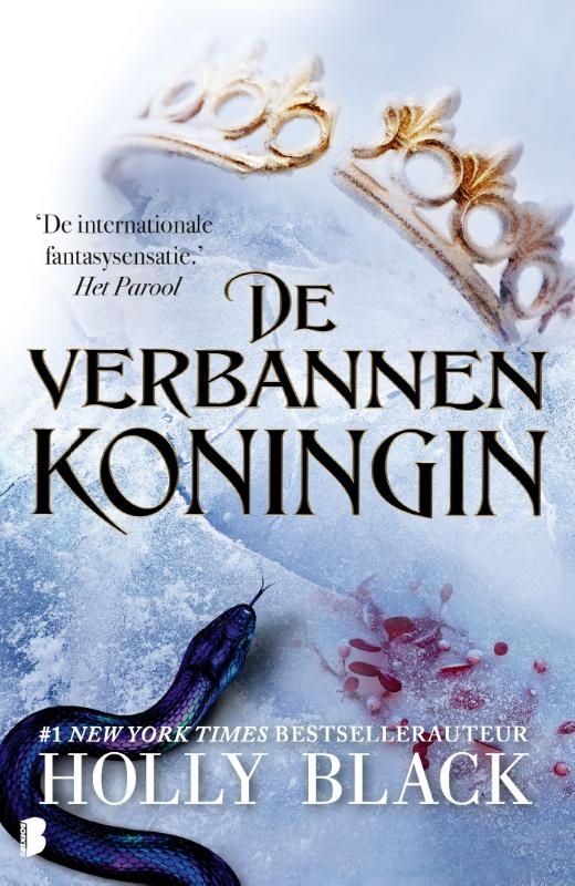 Holly Black,De verbannen koningin