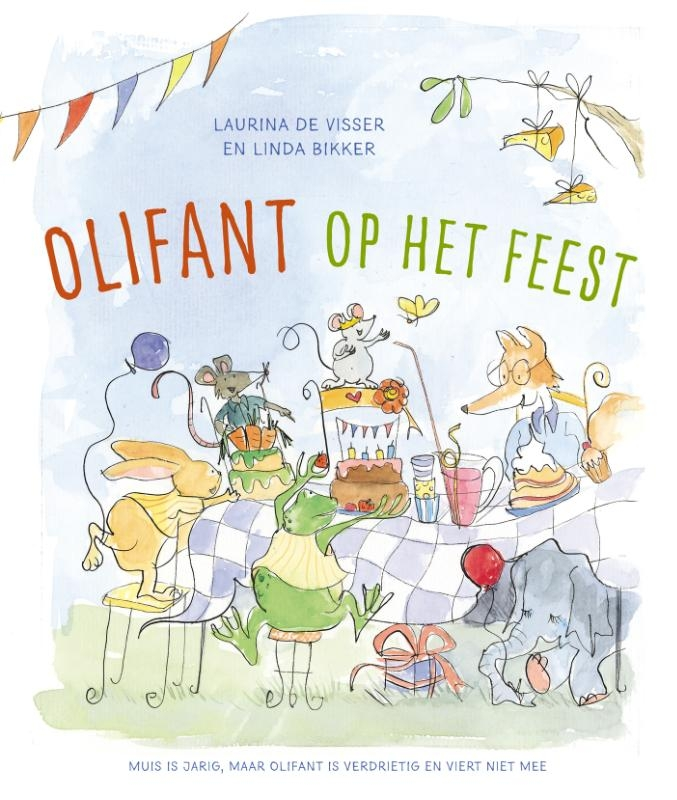Laurina de Visser,Olifant op het feest