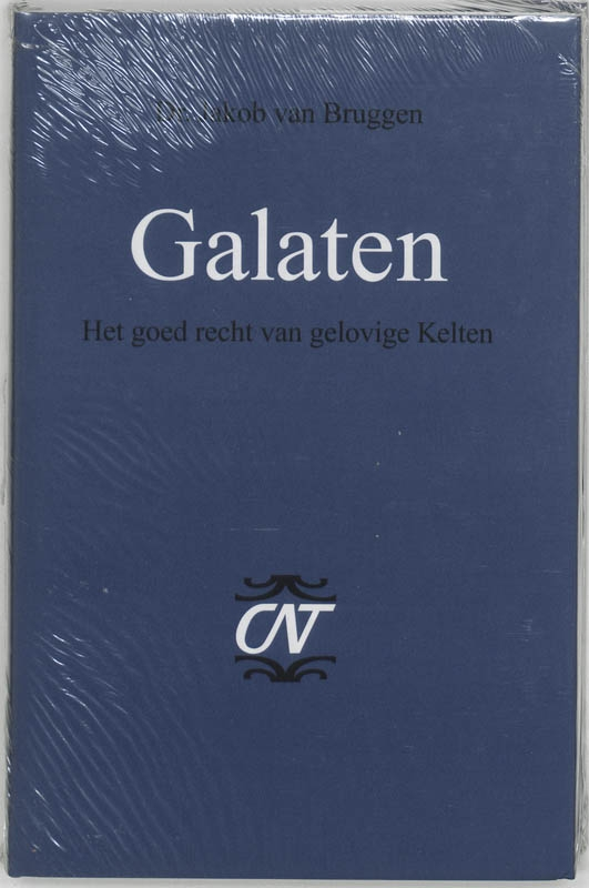 Jacob van Bruggen,Galaten