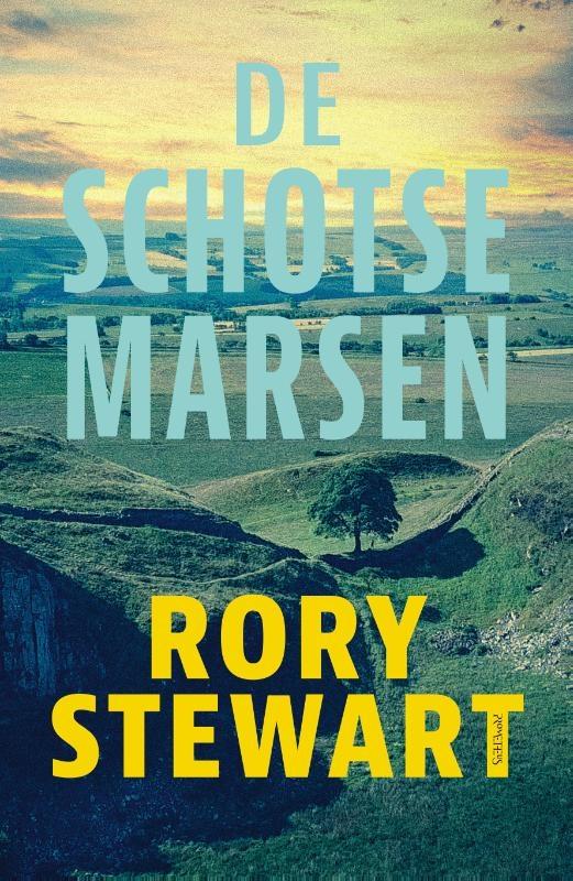 Rory Stewart,De Schotse Marsen