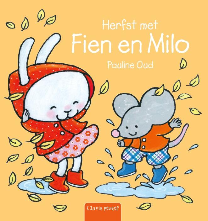 Pauline Oud,Herfst met Fien en Milo