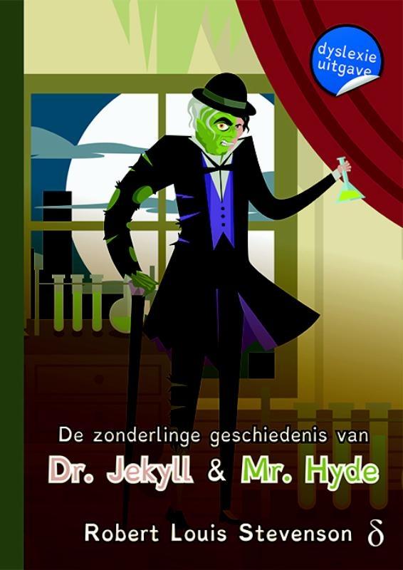 Robert Louis Stevenson,De zonderlingen geschiedenis van Dr. Jekyll & Mr. Hyde
