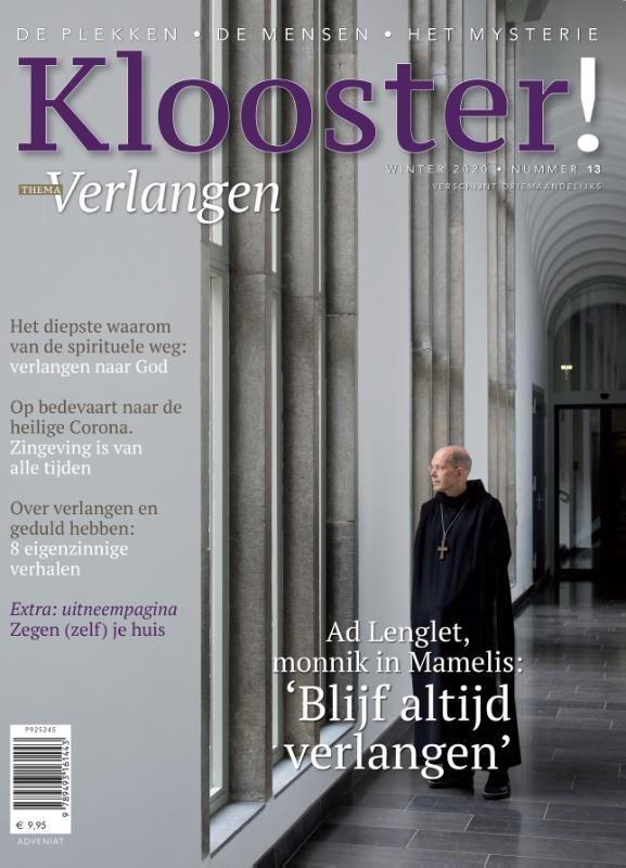 Leo Fijen,Klooster! Verlangen