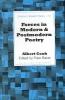 Albert Cook,   Peter Baker,Forces in Modern and Postmodern Poetry