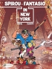 Tome, Janry,Spirou and Fantasio in New York