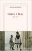 Francois  Mitterand,Lettres a Anne