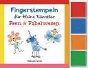 Pautner, Norbert,Fingerstempeln für kleine Künstler-Set