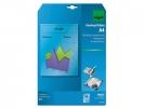 ,inkjetfolie Sigel A4 transparant 10 vel stapelbaar