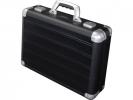 ,<b>laptop koffer Alumaxx Venture aluminium zwart mat</b>