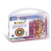 ,PRIMO - Girl EASYDO (Glutenvrij) 4 kleuren 5x100gr + tools