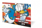 ,<b>FAMILIEPLANNER 2019 DONALD DUCK los</b>