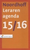 ,<b>Noordhoff Lerarenagenda 2015-2016</b>