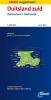 ,<b>ANWB wegenkaart : Duitsland Zuid, Zwitserland, Oostenrijk</b>