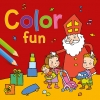 ,Sinterklaas Color Fun Saint-Nicolas Color Fun