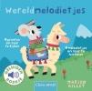 Marion  Billet,Wereldmelodietjes (geluidenboekje)