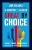 Jim  Collins, Morten T.  Hansen,Great by choice