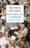 <b>J.M. Coetzee, Paul Auster</b>,Een manier van vriendschap