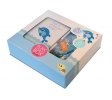,Boekcadeaubox for kids - viltpakket Jumpi