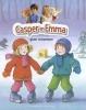 Tor Age  Bringsvaerd ,Casper en Emma gaan schaatsen