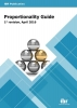 ,Proportionality Guide 1st revision, April 2016